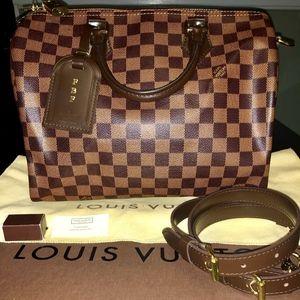 Louis Vuitton Bandouliere 30